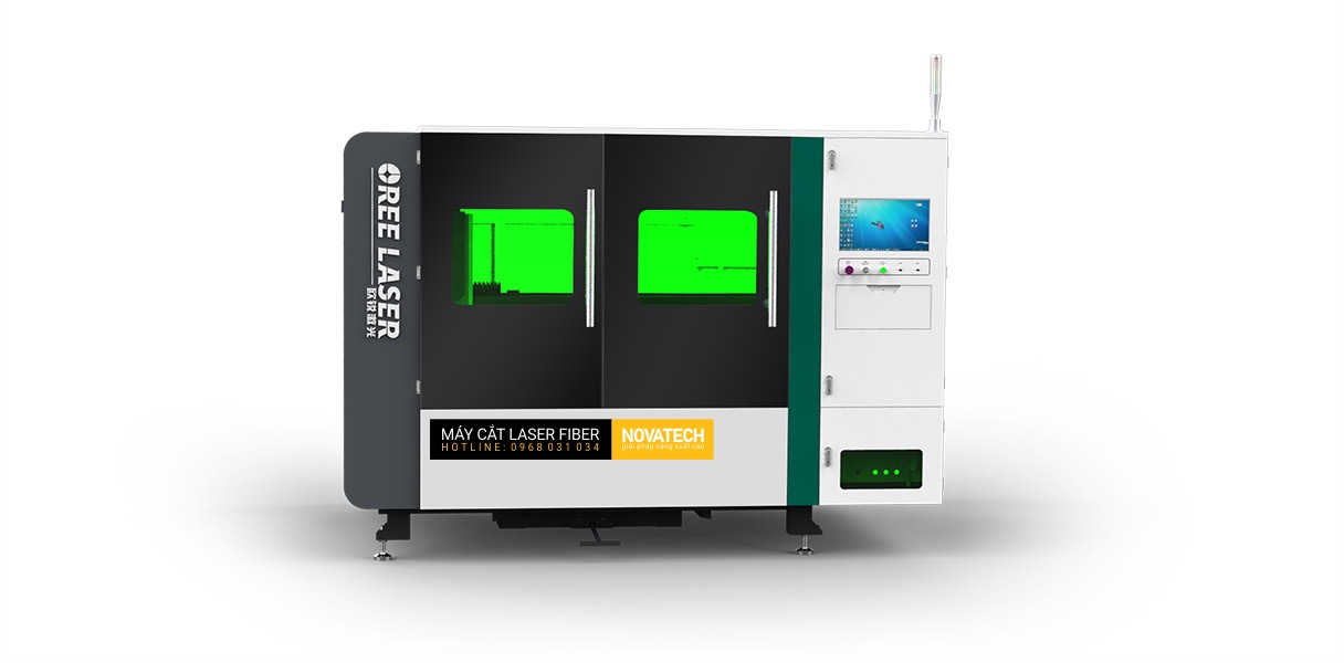 Máy cắt laser fiber khổ lớn OREE OR-S