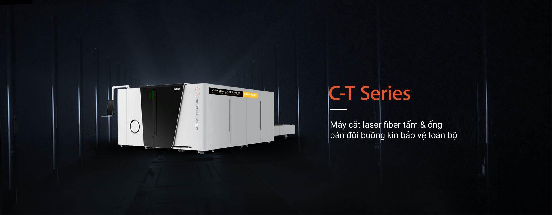 Máy cắt laser fiber BODOR dòng C-T