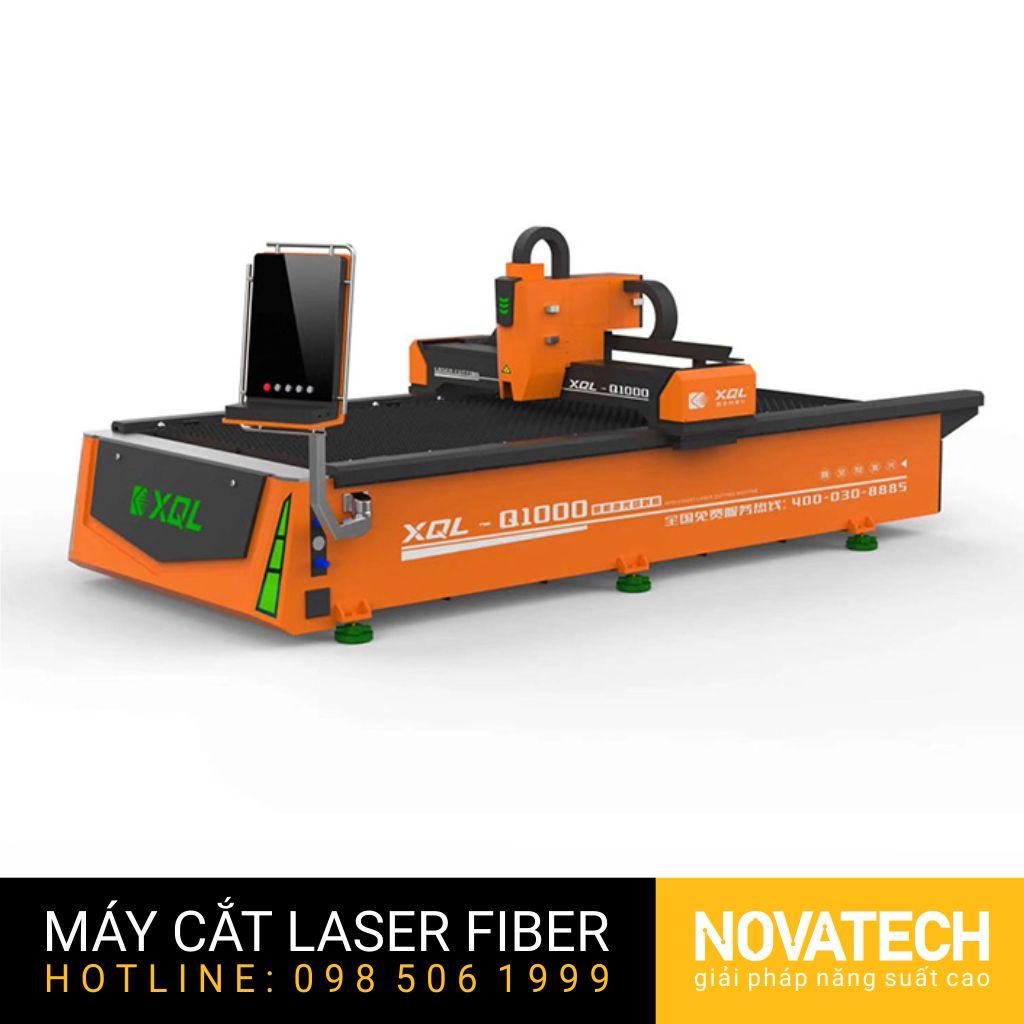 Máy cắt laser fiber XQL Q2000