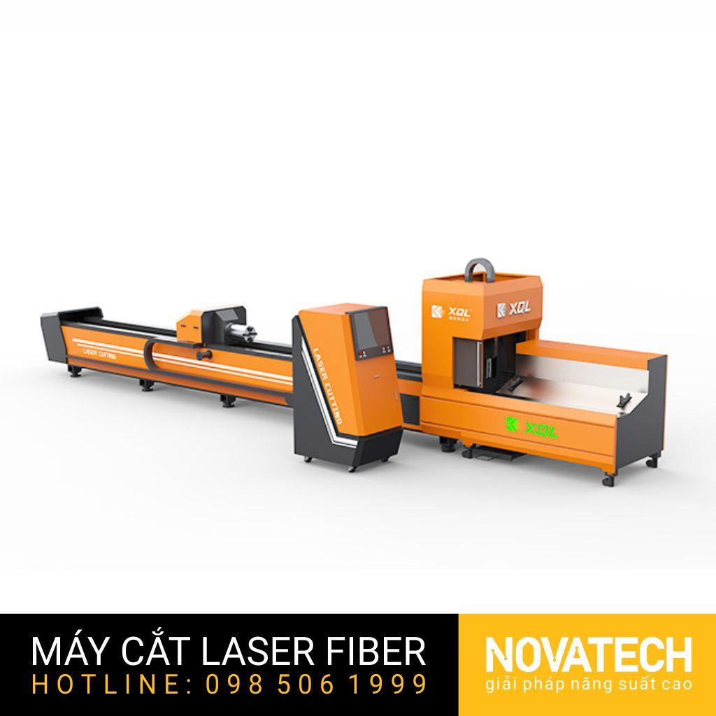 Máy cắt laser fiber ống XQL T6200