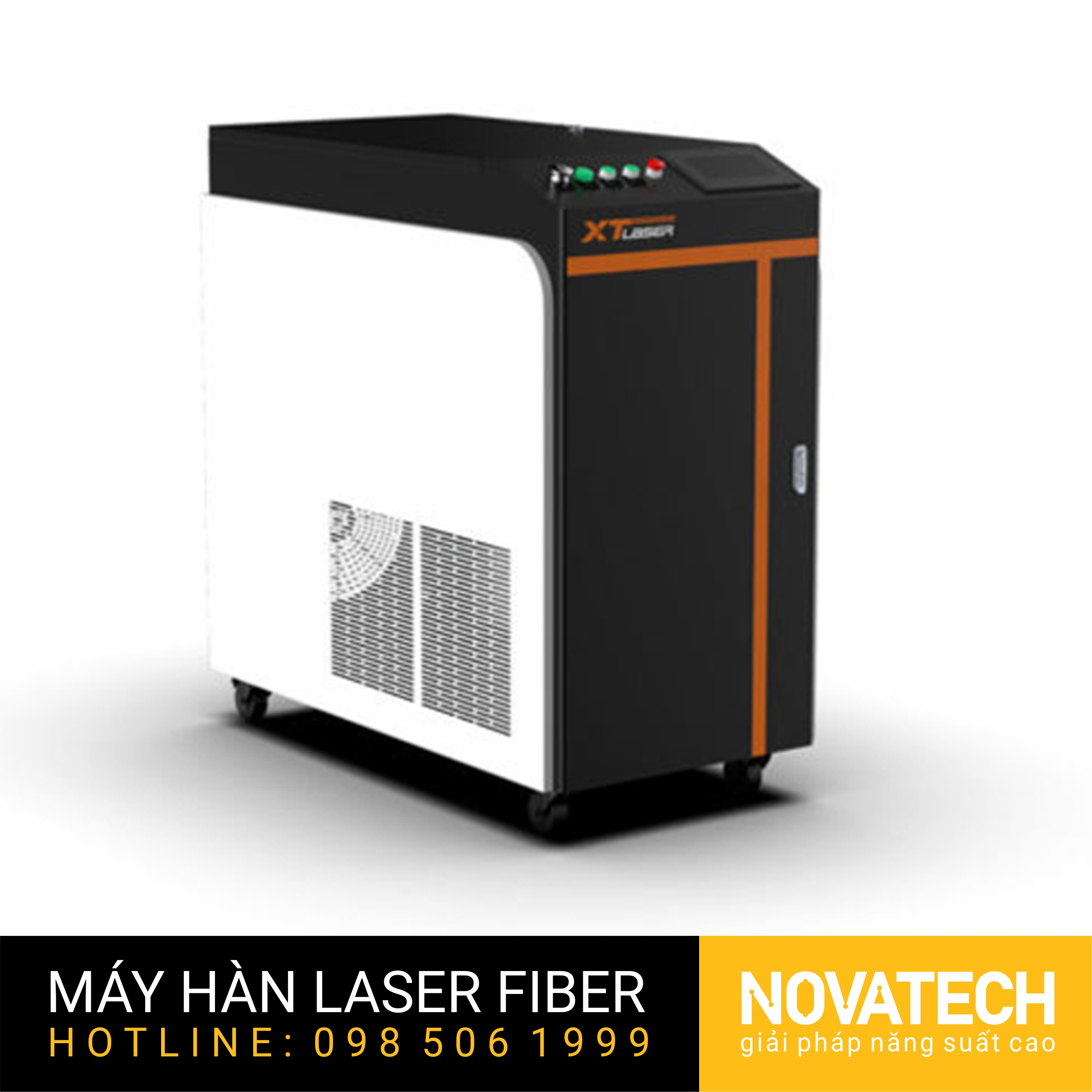 Máy hàn laser cầm tay XT-Laser