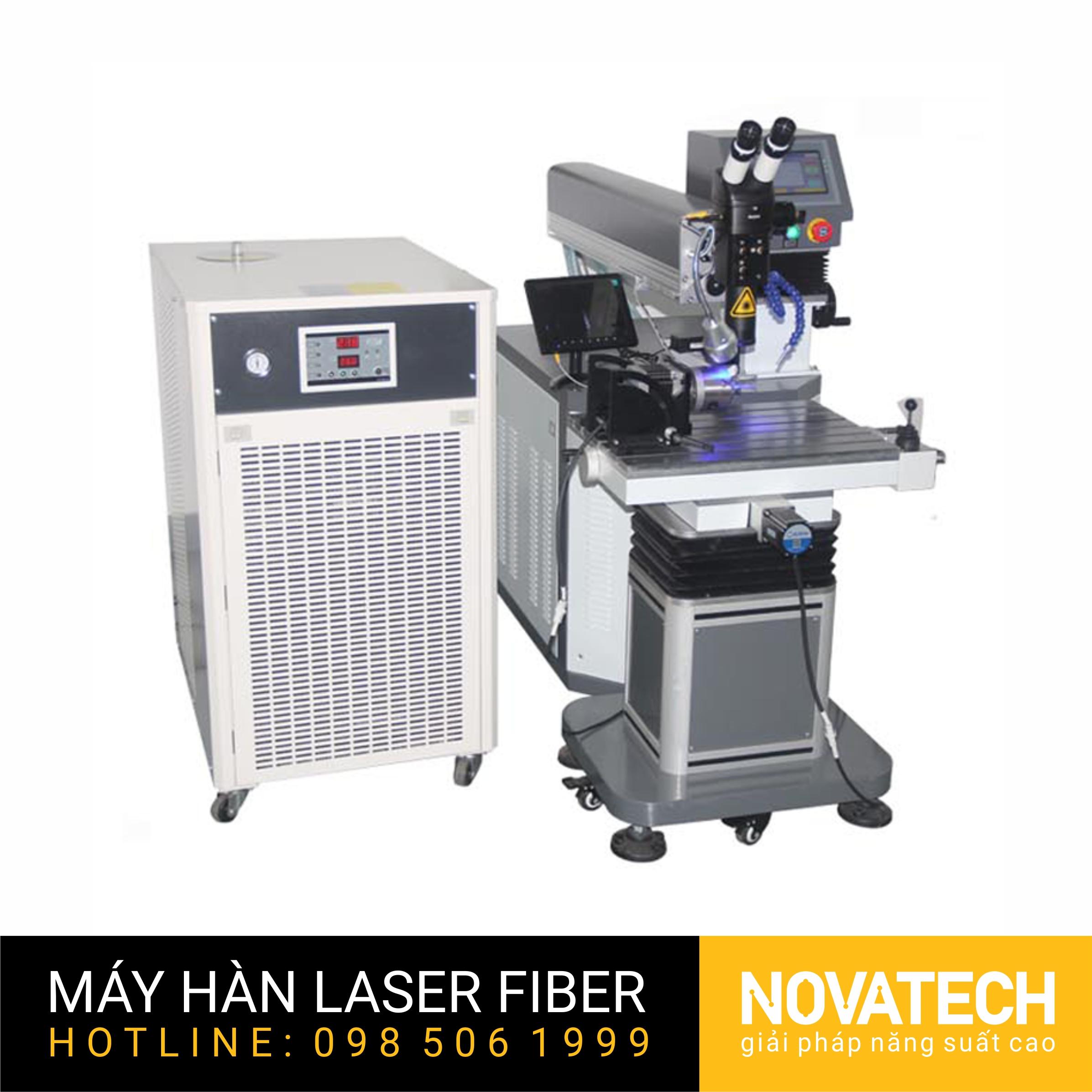 Máy hàn laser khuôn mẫu XT-Laser