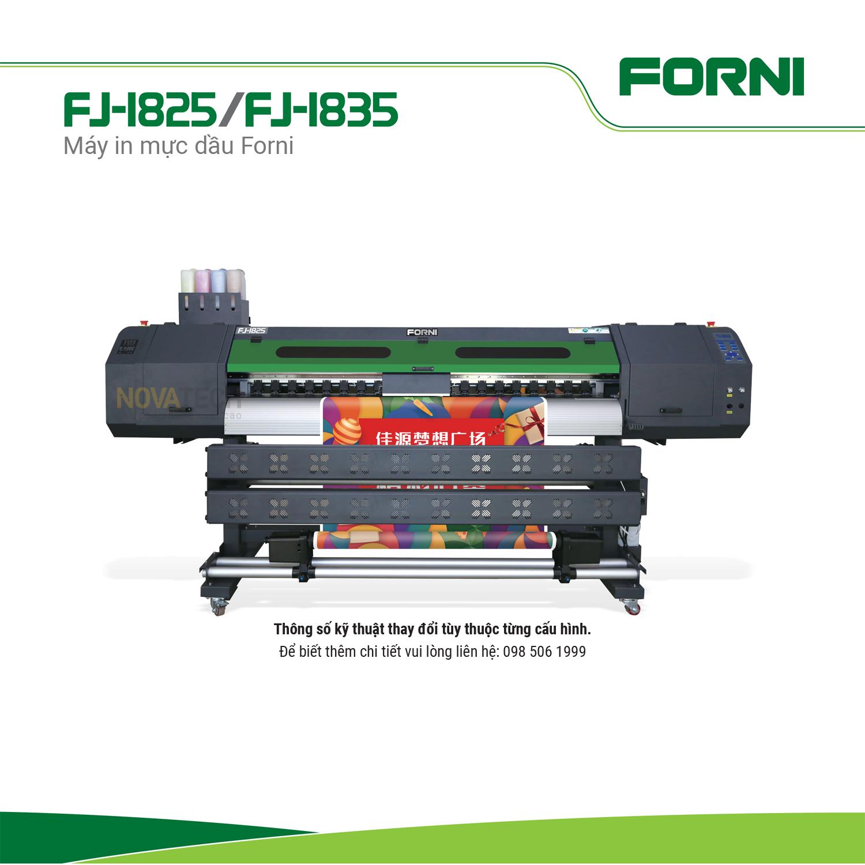 Máy in decal 1.8m FORNI FJ-1825E