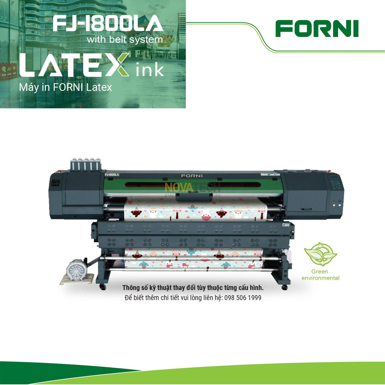 Máy in Latex 1.8m FORNI FJ-1800LA