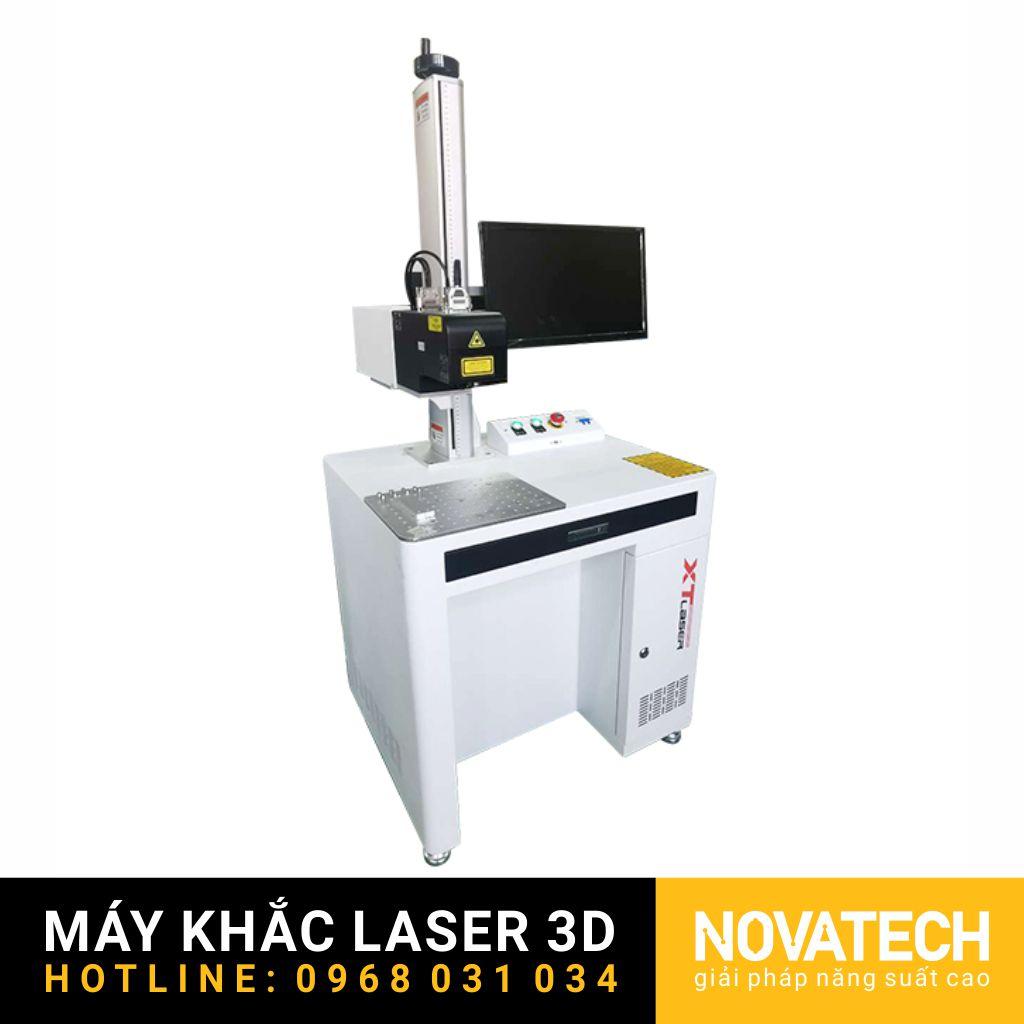Máy khắc laser 3D fiber XT-Laser