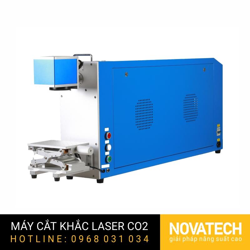 Máy khắc laser CO2 60W siêu tốc
