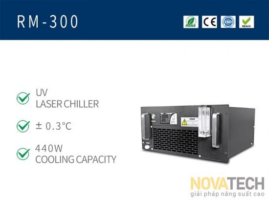 Chiller làm mát máy khắc laser UV RM-300