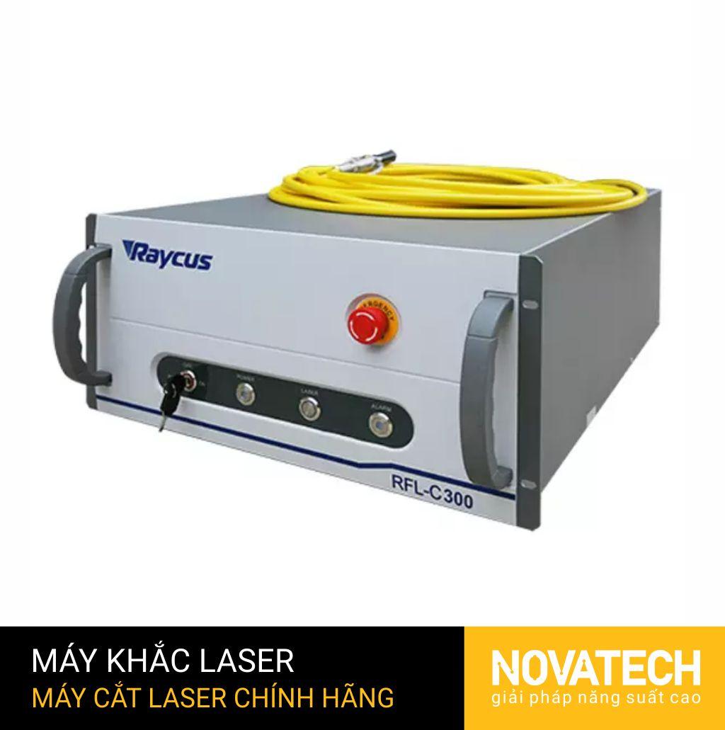 Nguồn laser fiber Raycus RFL 100W 200W 300W 500W 1000W
