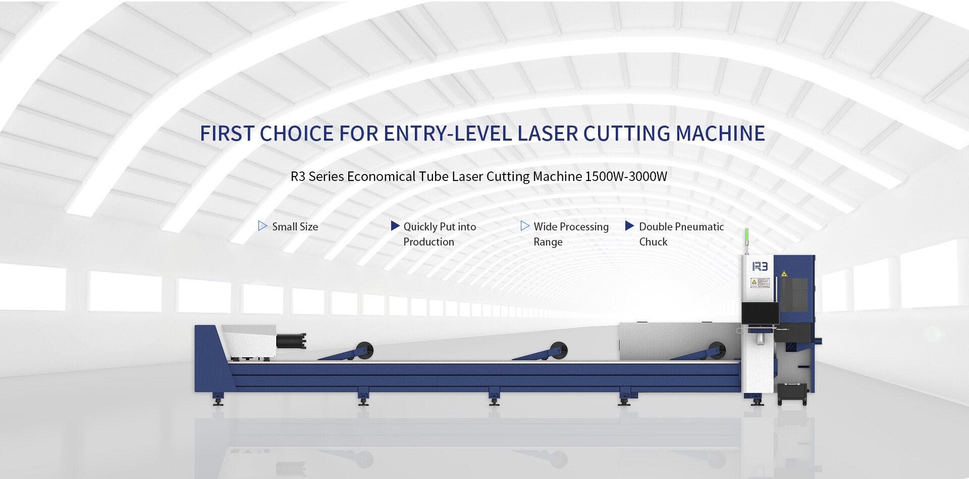 Máy cắt laser fiber HSG dòng R3