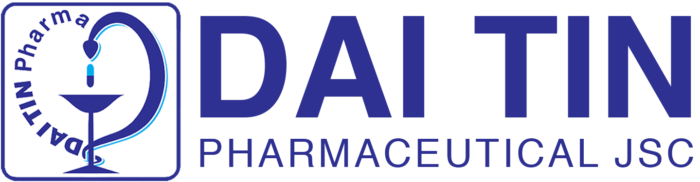 logo DAI TIN Pharmaceutical JSC