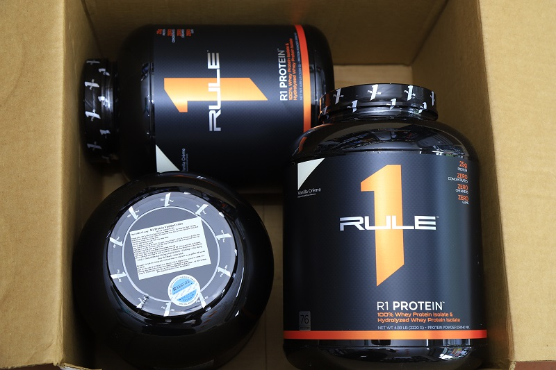 whey protein rule 1