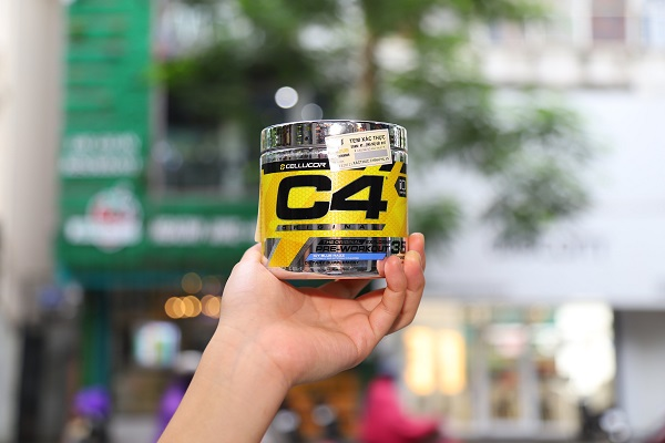 Pre workout C4 Original