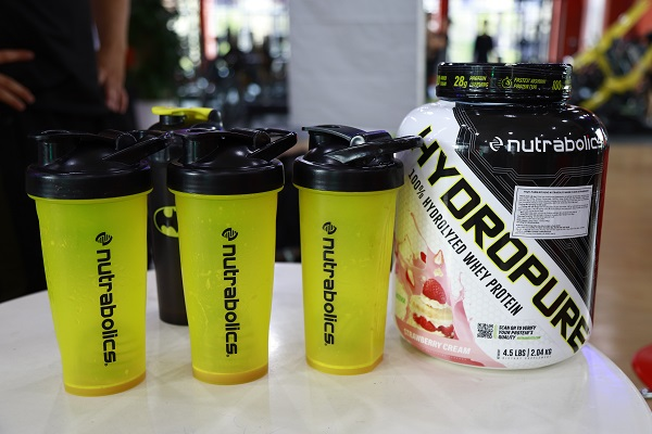 Hydropure của Nutrabolics
