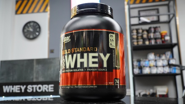 Whey Gold 5lbs