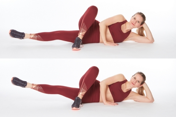 Inner Thigh Leg Raise