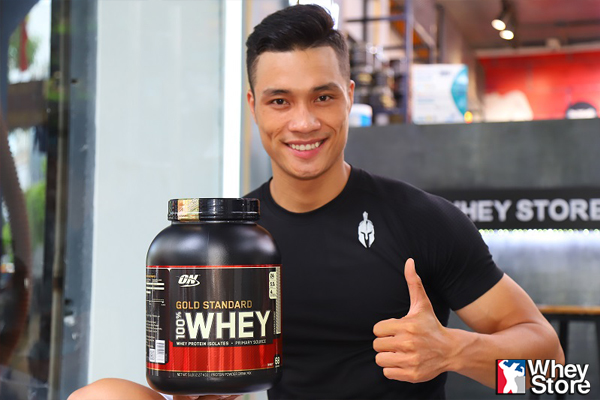 Whey Gold Standard 5lbs 2.27kg