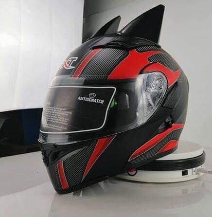 Mũ Bảo Hiểm GXT Full-Face - Màu Đỏ