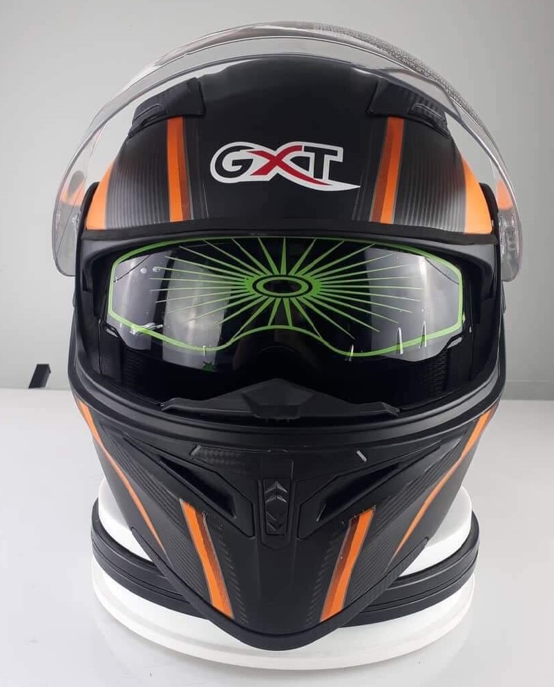 Mũ Bảo Hiểm GXT Full-Face - Màu Cam