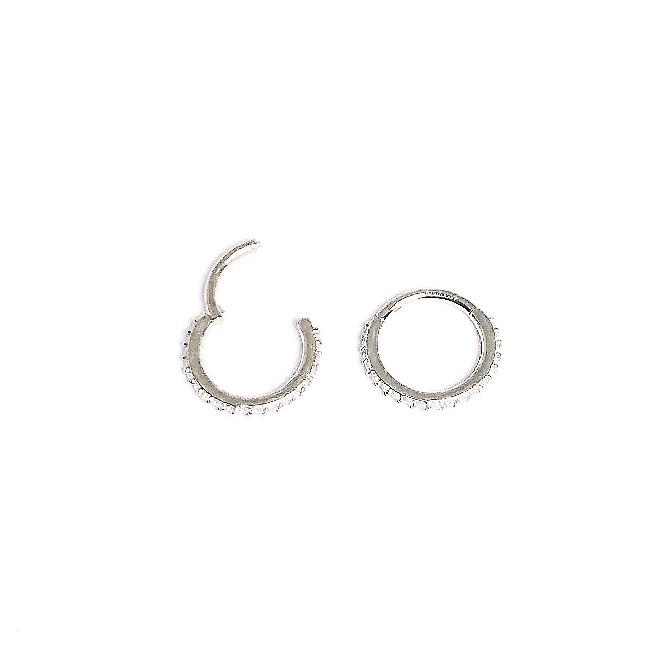Khuyên Tai Tròn - Circle Earrings
