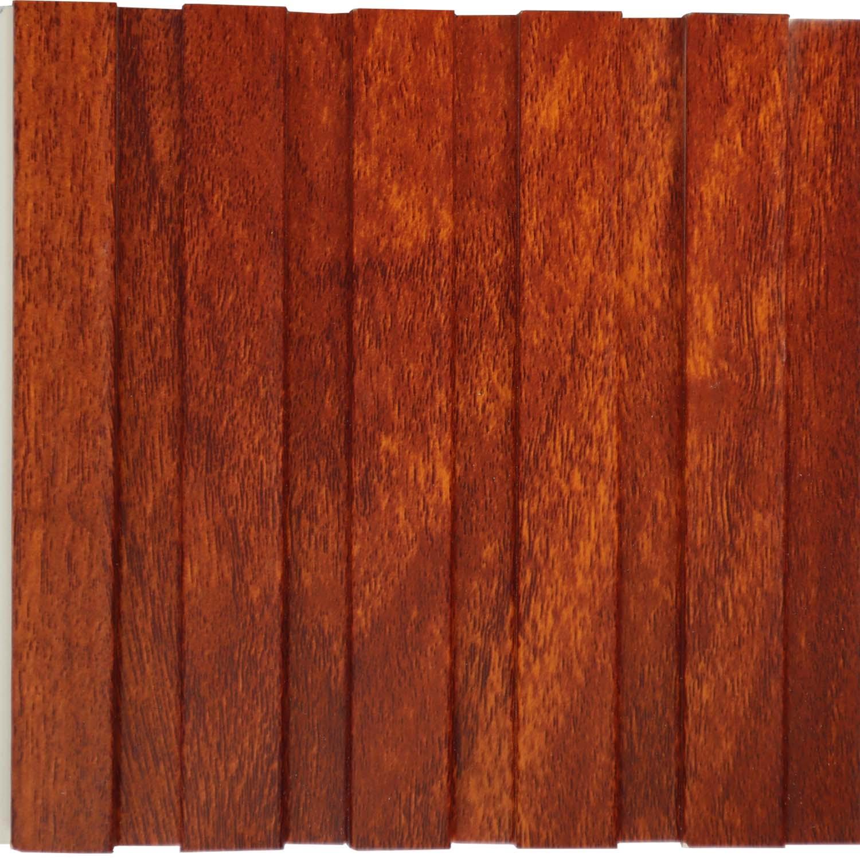Lam 5 sóng thấp vân gỗ cháy