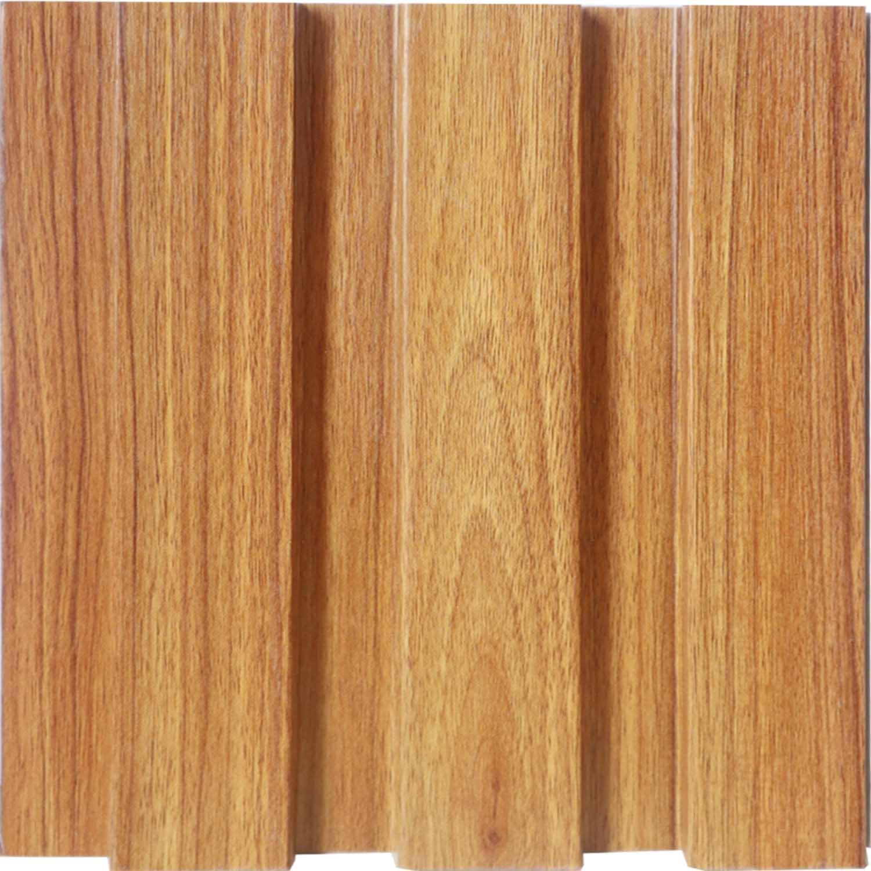 Lam sóng thấp vân gỗ vàng nhạt