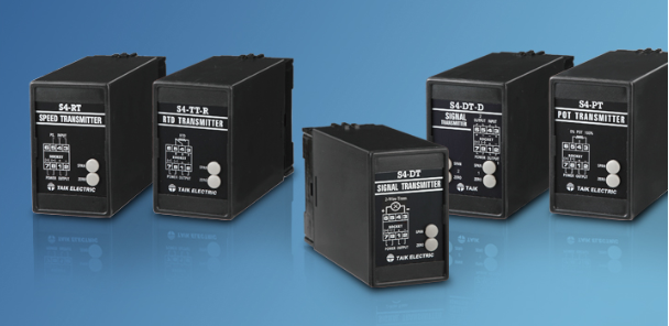 S4-Series DC Signal Isolated Transmitters (Plug-In)