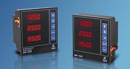 S6-Series Multi-Function Power Meters (144 x 144 mm)