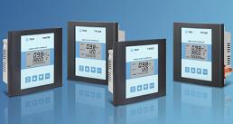 T4-Series Intelligent Reactive Power Regulators (144 x 144 mm) More