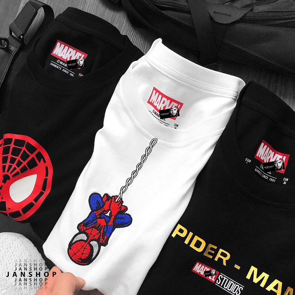 ÁO THUN SPIDER MAN