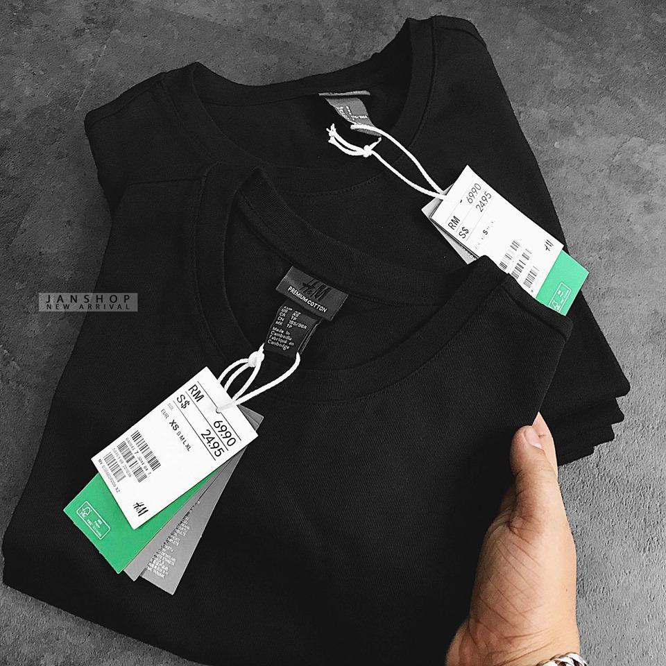 THUN TRƠN H&M CỔ TRÒN