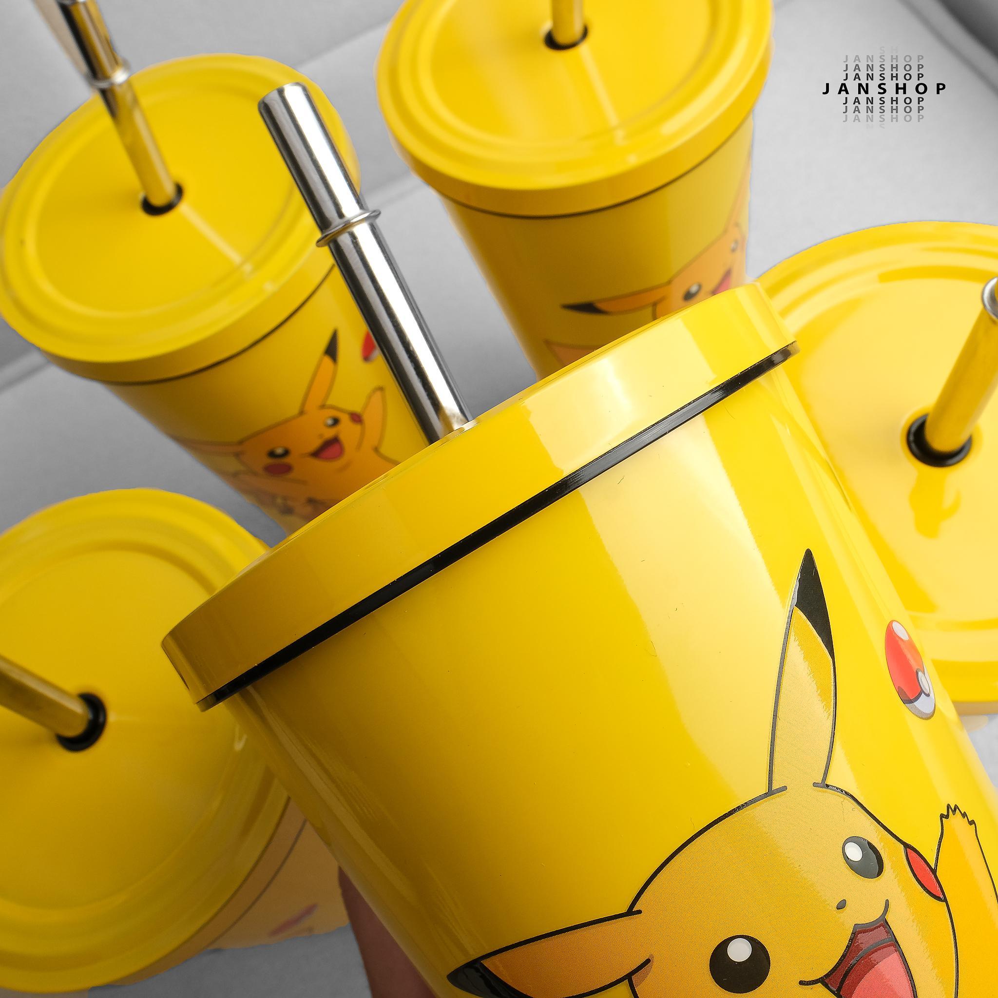 Bình Giữ Nhiệt Pokemon