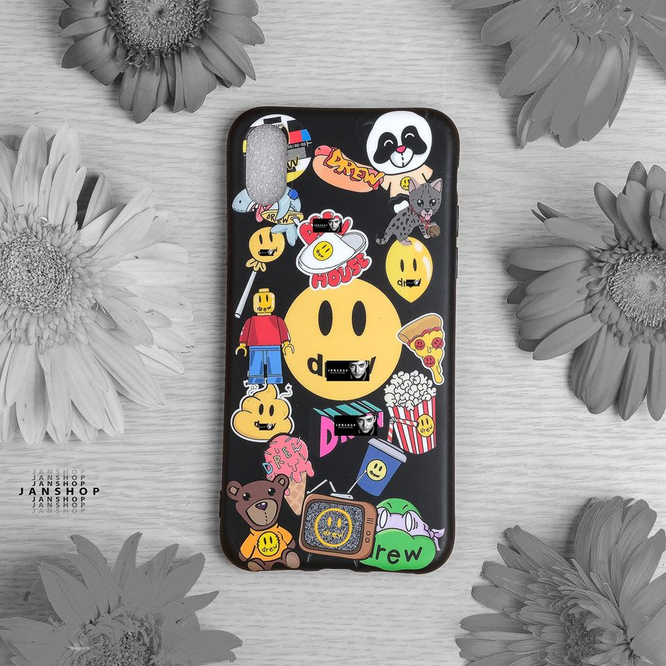 ỐP LƯNG IPHONE DREW STICKER