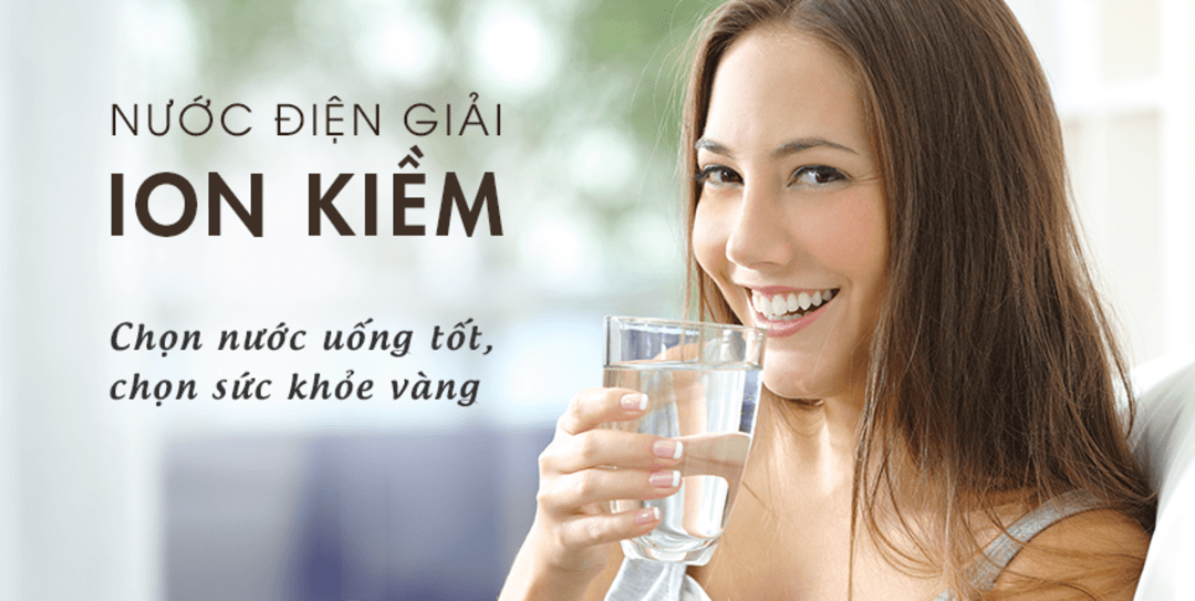 Sử dụng nước Ion Kiềm Kangen mỗi ngày để bảo vệ sức khoẻ cho chính bạn và gia đình bạn.
