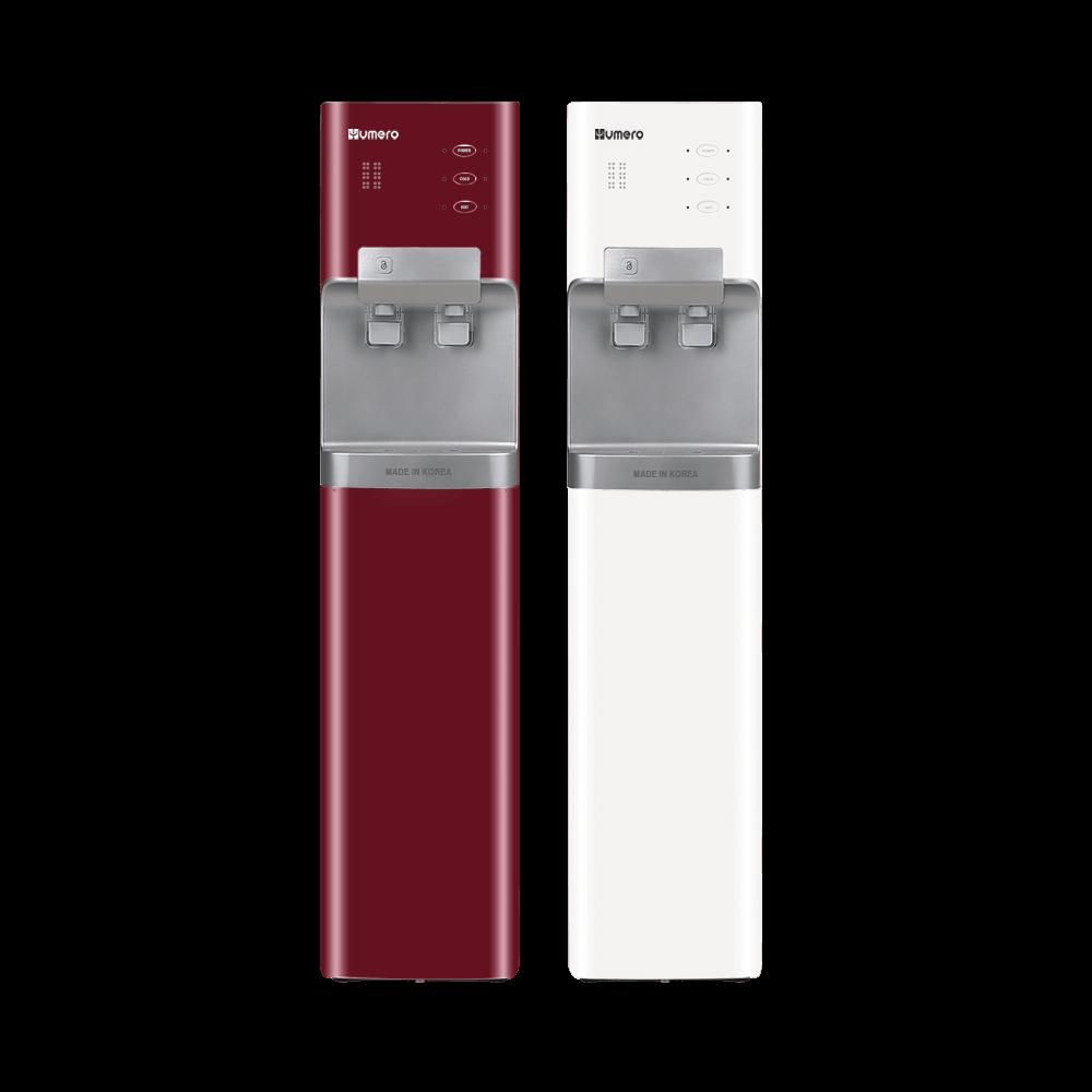 Máy Lọc Nước Humero Nóng - Lạnh Đứng HB-750 có 2 màu: Wine (Đỏ Đô) và White (Trắng)