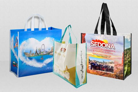 Exporting Shopping Bags - Advertising Business brand perfectly to Customers
