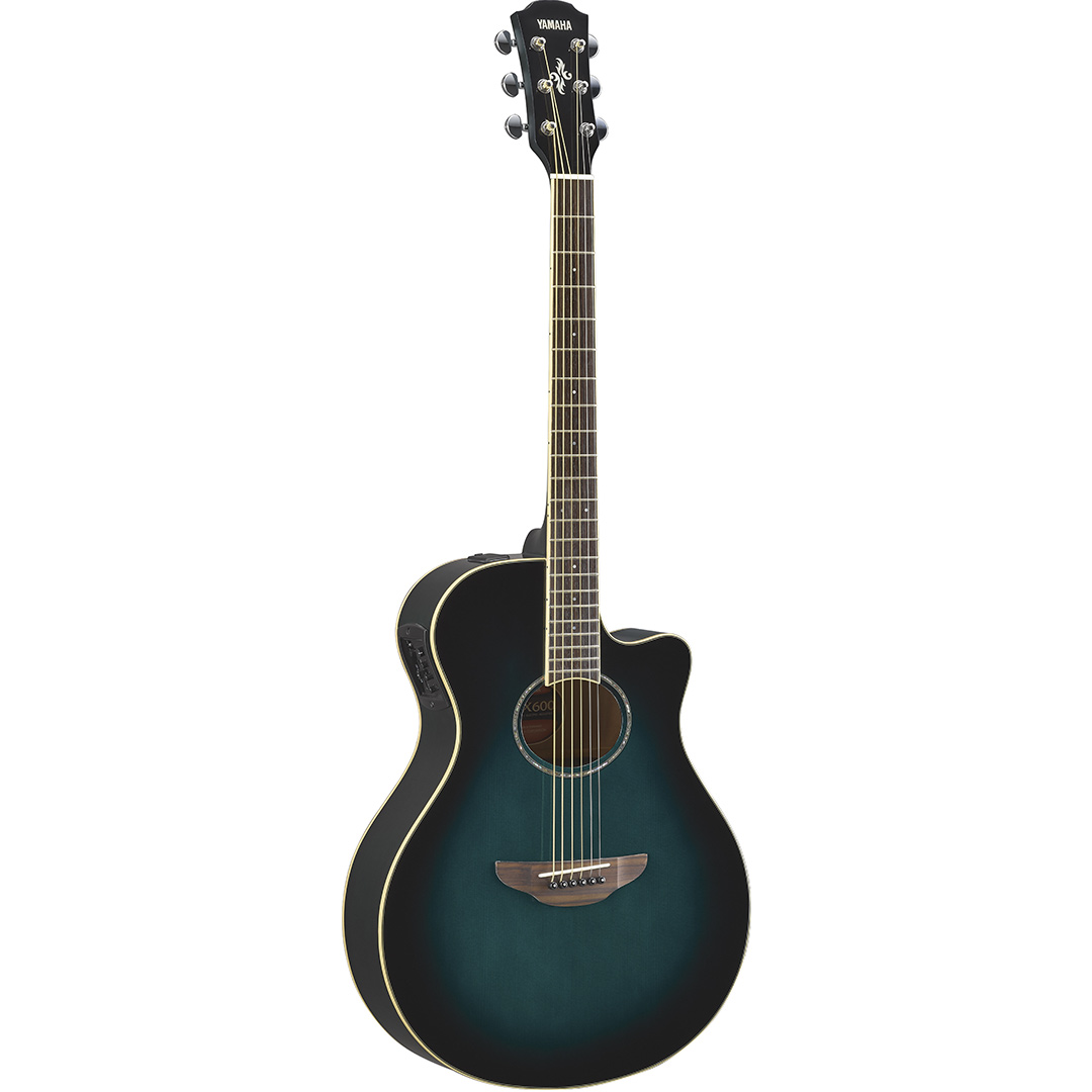 Guitar Acoustic Yamaha APX600 OBB