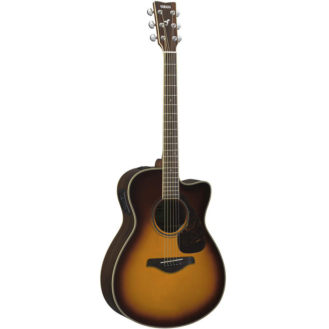 Guitar Acoustic Yamaha FSX830C BS