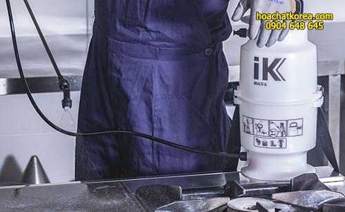 Bình phun xịt hóa chất đa năng IK Multi 6