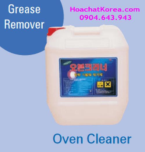 Hóa chất tẩy dầu mỡ dụng cụ nhà bếp OVEN CLEANER