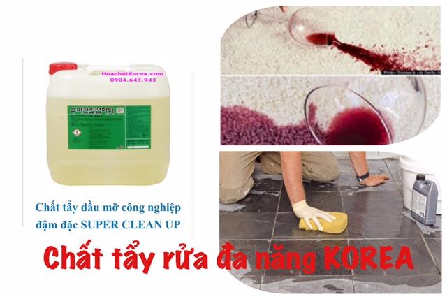 Chất tẩy rửa chuyên dụng đậm đặc giá rẻ