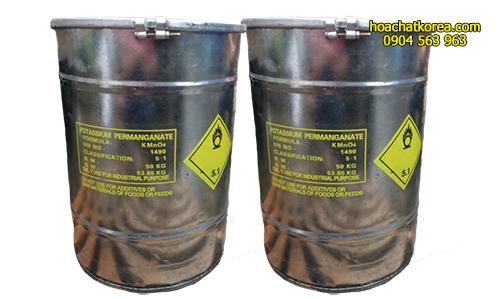 KMnO4 Chất sát khuẩn khử trùng khử nhiễm trùng trong nước
