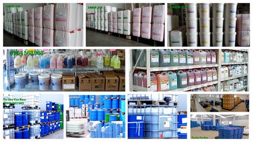 Hóa chất tẩy rửa vệ sinh làm sạch công nghiệp cao cấp korea