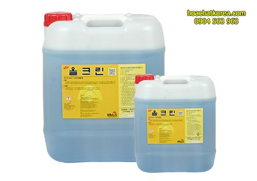All Clean có hiệu quả đối với cả các bề mặt sàn bị bẩn nặng