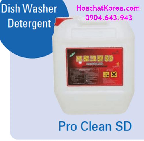 Nước rửa dùng cho máy rửa bát công nghiệp