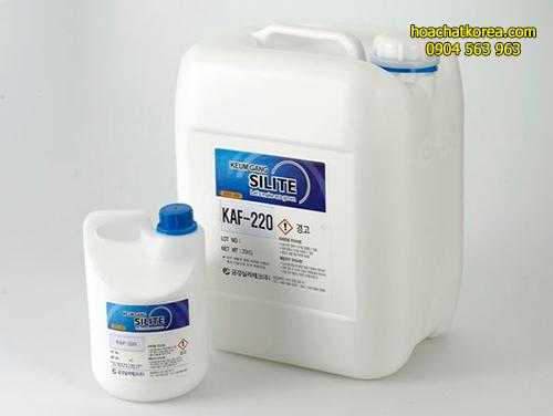 SILITE KAF-220 - Silicone phá bọt công nghiệp