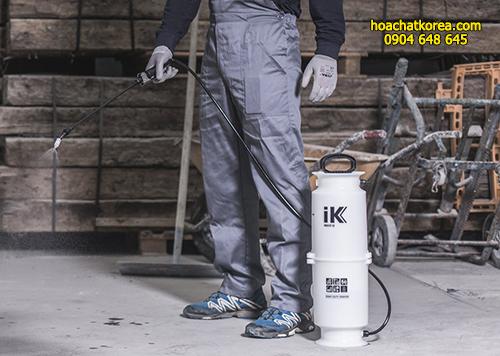 Bình phun xịt hóa chất đa năng IK Multi 12