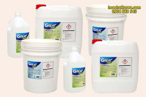 Hóa chất vệ sinh bề mặt đá Granite Great Granite Cleaner