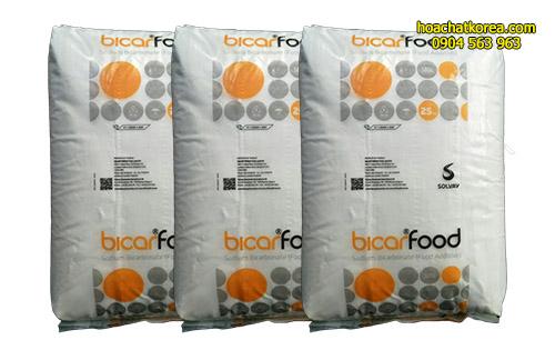 BiCarFood Chất ổn định độ pH tăng độ kiềm trong nước thông tắc đường ống