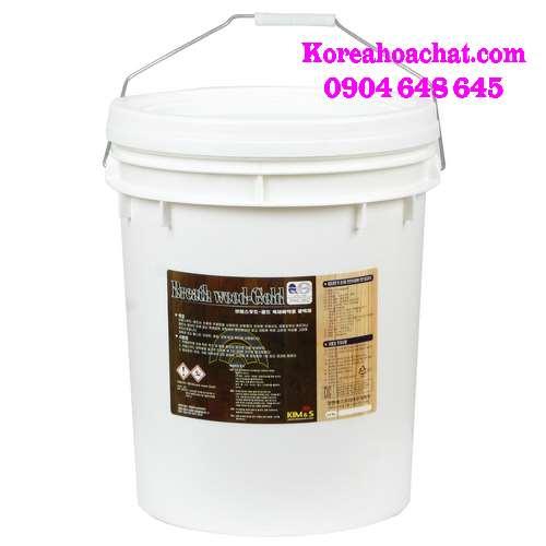 Hóa chất ( Nước ) đánh phủ bóng sàn gỗ nhập Hàn Quốc