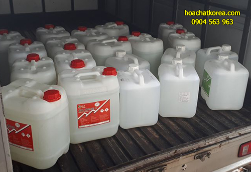 Hóa chất rất quan trọng trong vệ sinh công nghiệp